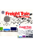 [노부영]Freight Train (Boardbook+ CD)