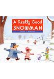 (A)really good snowman