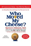 Who Moved My Cheese? (Audio CD)