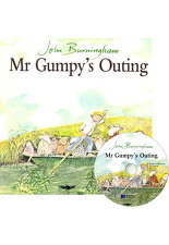 [노부영]Mr. Gumpy's Outing (Paperback & CD Set)