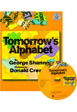 [노부영] Tomorrow's Alphabet (Paperback+CD)