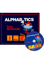 [노부영] Alphabatics (Paperback + CD)