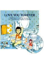 [노부영] Love You Forever (Paperback + CD)