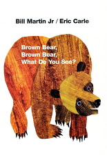 [노부영]Brown Bear, Brown Bear, What Do You See? (Boardbook + CD:1)