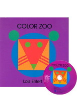 [노부영] Color Zoo (Boardbook+CD)(Hardcover)