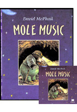 [노부영]Mole Music (Paperback+ CD)