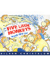 [베오영]Five Little Monkeys Wash the Car (Paperback+ CD)