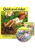 [노부영] Quick as a Cricket (Paperback+CD+Tape)