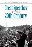 Great Speeches of the Twentieth Century, UnA/E
