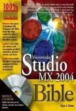 MacromediaStudio MX 2004 Bible