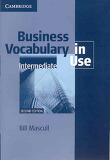 Business Vocabulary in Use Intermediate with Answers (Paperback/ 2nd Ed.)