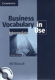 Business Vocabulary in Use : Intermediate (with Audio CD)