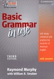 BASIC GRAMMAR IN USE 3RD WITH CD-ROM