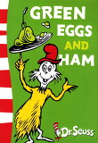 [노부영] Green Eggs and Ham (Paperback+CD)