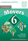 Cambridge Movers 6 : Examination Papers from University of Cambridge Esol Examinations