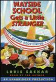 Wayside School Gets a Little Stranger (Audio Cassette/Unabridged)