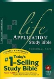 Life Application Study Bible, Personal Size(Small)