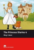 THE PRINCESS DIARIES. 4(MACMILLAN READERS 4)