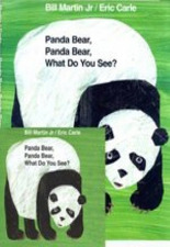 [노부영] Panda Bear, Panda Bear, What Do You See? (Boardbookr+CD)
