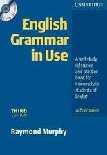 English Grammar in Use with Answers & CD-ROM 3/E
