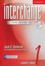 Interchange 1 : Student's Book with Audio CD, 3/E