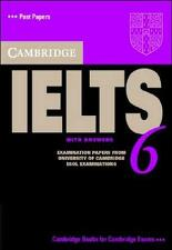 Cambridge IELTS 6 : Student's Book with Answers