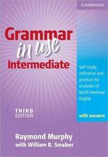 Grammar In Use Intermediate with Answers, 3/E