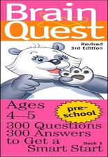 Brain Quest Preschool, 3/e
