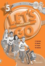 Let's Go 5 (3rd Edition) - Skills Book with Audio CD (Paperback)