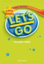 Let's Go Begin (3rd Edition) - Teacher Cards