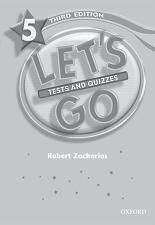Let's Go 5 (3rd Edition) - Test and Quizzes (Paperback)