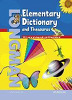 ELEMENTARY DICTIONARY AND THESAURUS