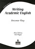 Writing Academic English (Answerkey), 4/E(Paperback)