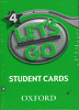 Let's Go. 4 3/E Student Cards