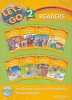 Let's Go 2 (3rd Edition) - Readers Pack with CD (Paperback:8+ CD:1)
