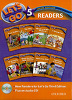 Let's Go 5 (3rd Edition) - Readers Pack with CD (Paperback:8+ CD:1)