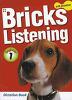 Bricks Listening with Dictation Beginner 1 전2권 세트 : Student book + Dictation bookScript