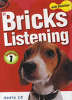 Bricks Listening with Dictation Beginner 1 (CD 3장, 교재 별매)